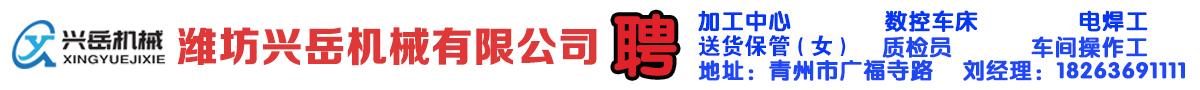 潍坊兴岳机械有限公司
