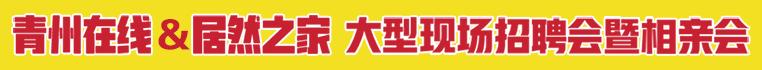 青州在线2020夏季招聘会