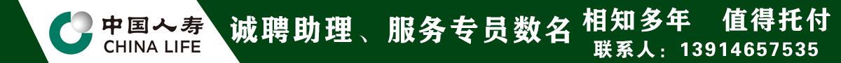 中国人寿阜宁支公司