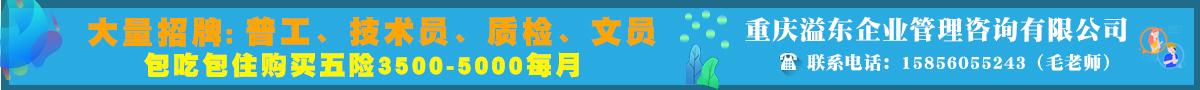 重庆溢东企业管理咨询有限公司
