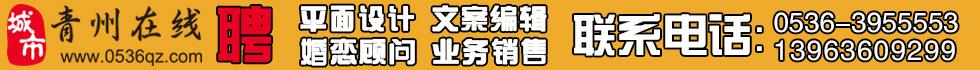 青州市城市在线广告服务部