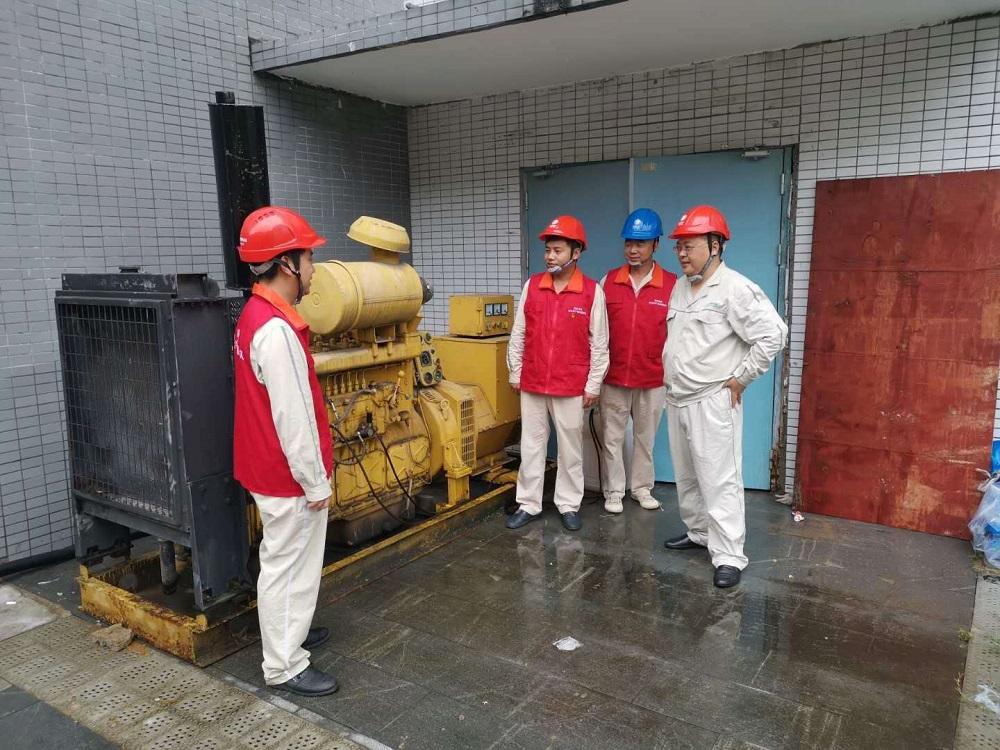 国网重庆彭水供电公司为高考保电保驾护航