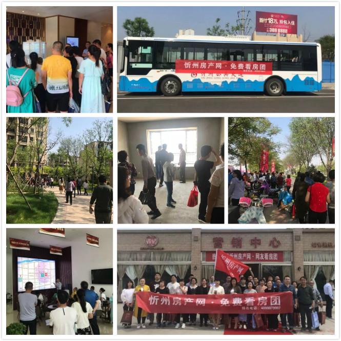 忻州在线看房团活动