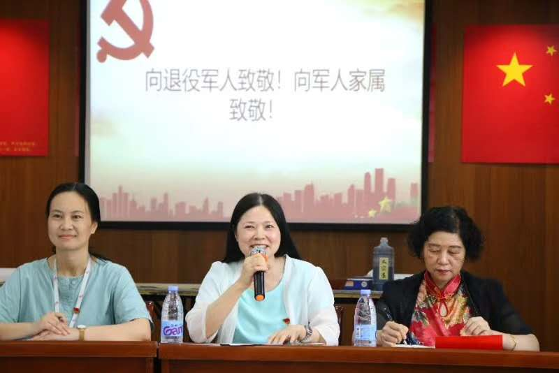 湖北省枝江热线庆祝八一建军节开展钢铁长城...