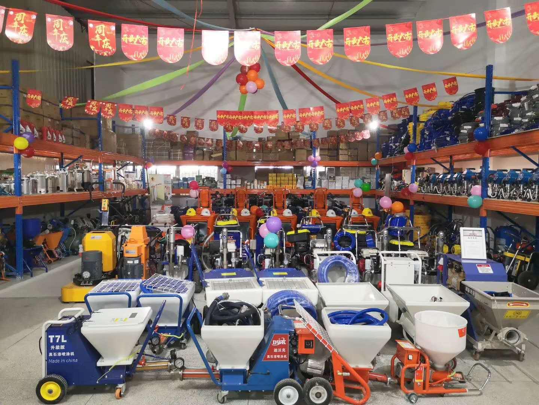 福建省福州在线祝2020涂料石膏砂浆机械...