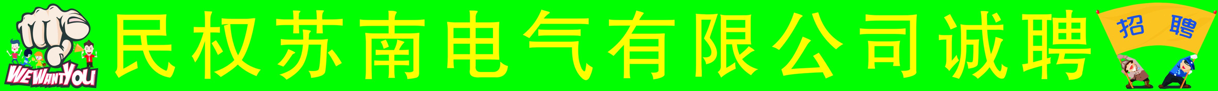 民权县苏南电气有限公司