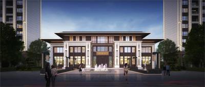 泰和府|新亚洲建筑风格,演绎东方建筑美学
